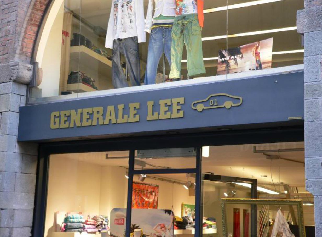 Italian clothing stores