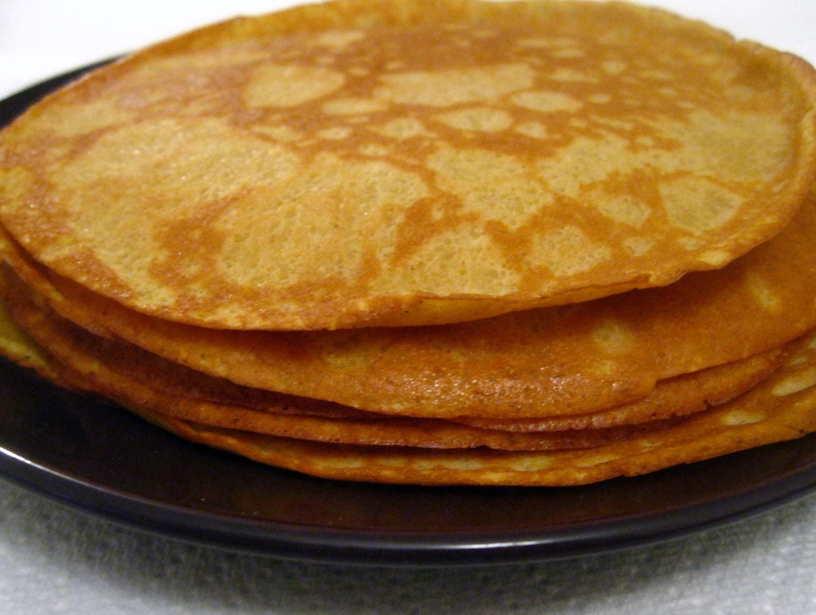 pumpkin crepes from two tarts 1 cup pumpkin 1 cup