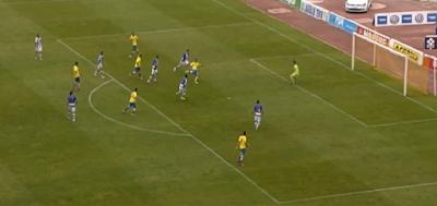 1-0 Gol de Jonathan Viera