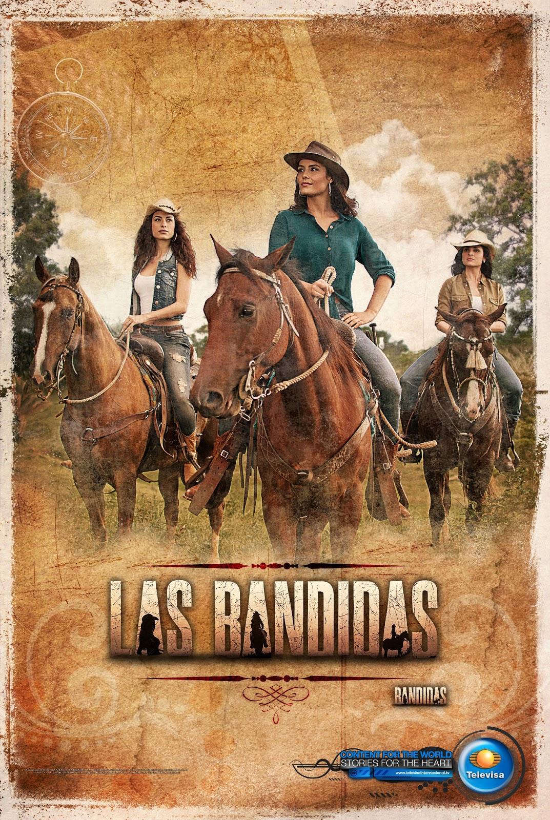 Las Bandidas (poster)
