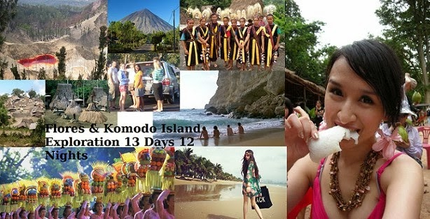 Flores and Komodo Island Exploration 13 Days 12 Nights