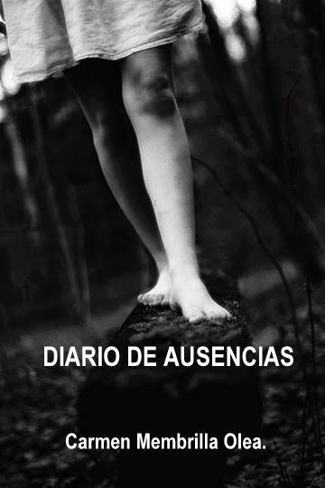 Mi primer poemario: Diario de ausencias