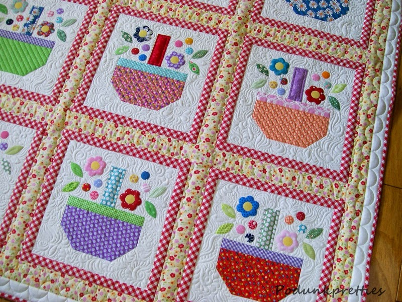 Quilting Things - Magazine cover