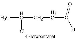 4-kloropentanal