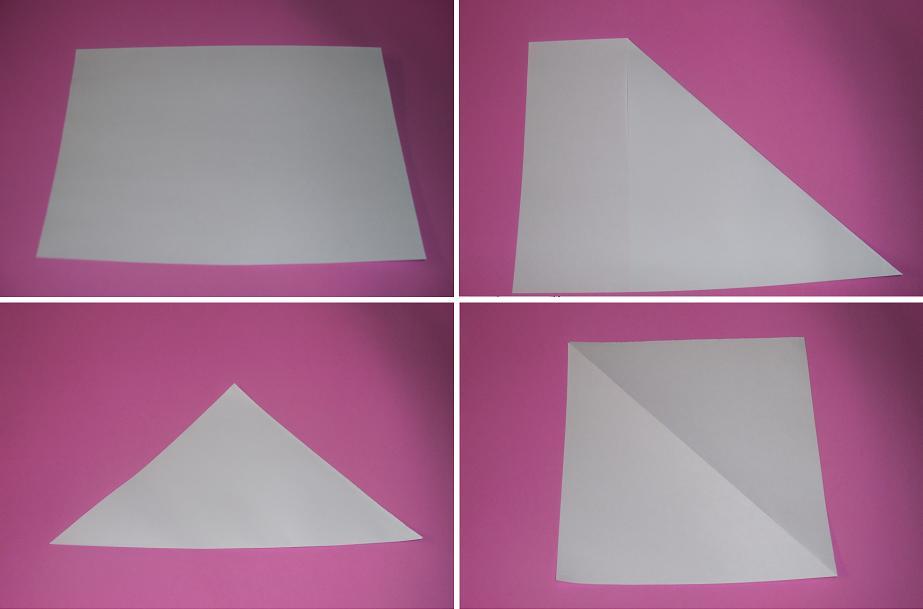 Origami estrellas grandes - Origami de una estrella ...