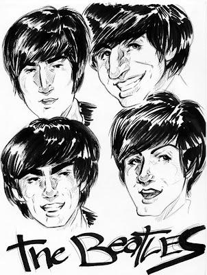 Beatles desenho