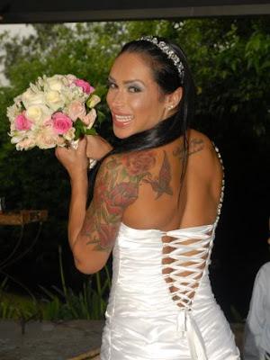 Vestido de Fabiana Rodrigues