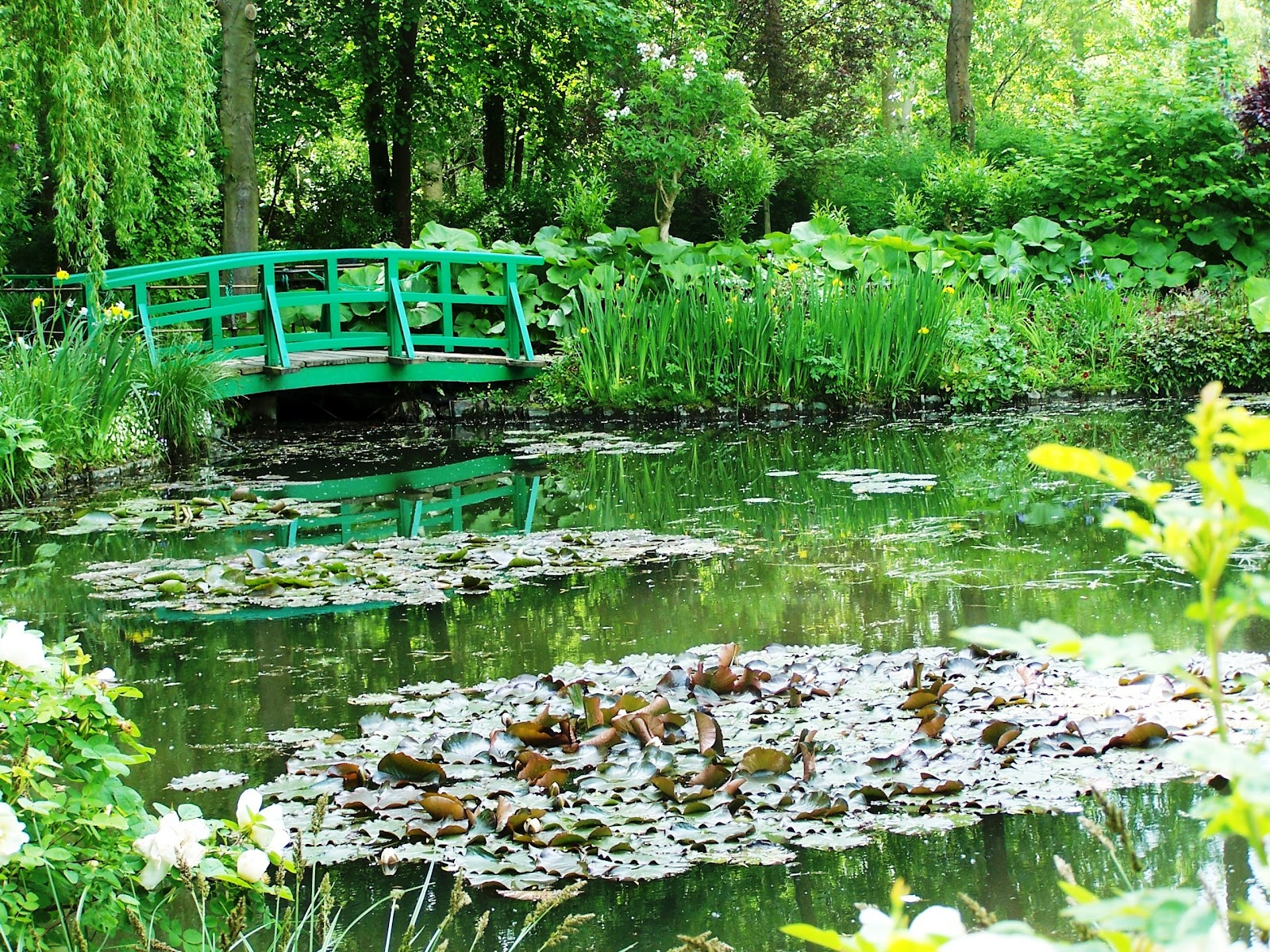 A GREAT EUROPE TRIP PLANNER MONET S GIVERNY