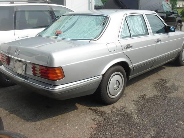 Mercedes benz 560 sel sale for Mercedes benz 560 sel