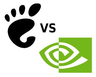 Gnome 3 vs nVidia