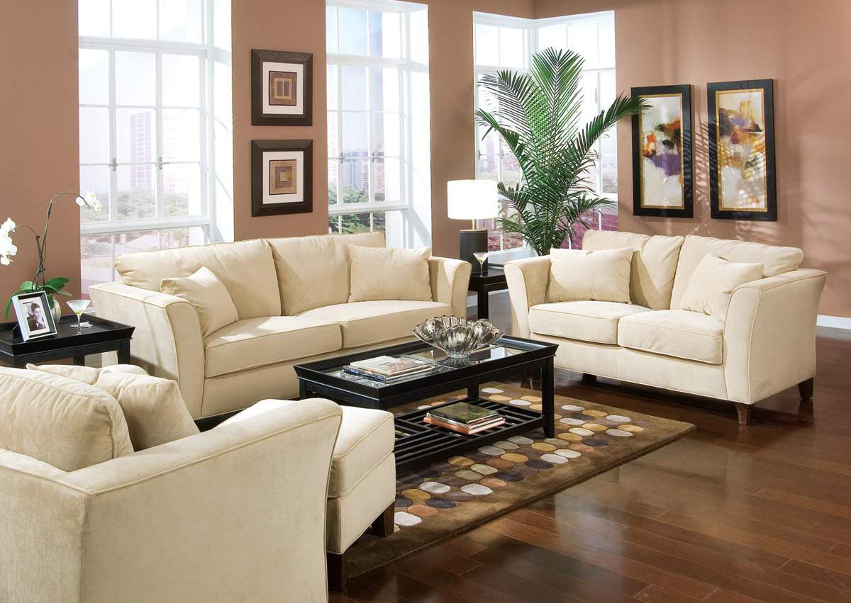 Creative design ideas for decorating a living room dream for Ideas for furnishing living room