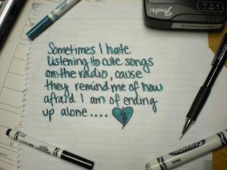 listen songs on radio when alone