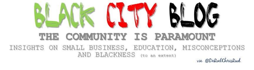 The Black City Blog