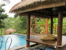 Kolam Renang - Villa Roso Mulyo