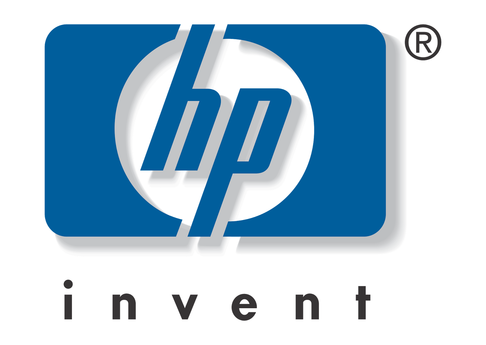 Hewlett Packard (HP Invent) Logo Vector download free