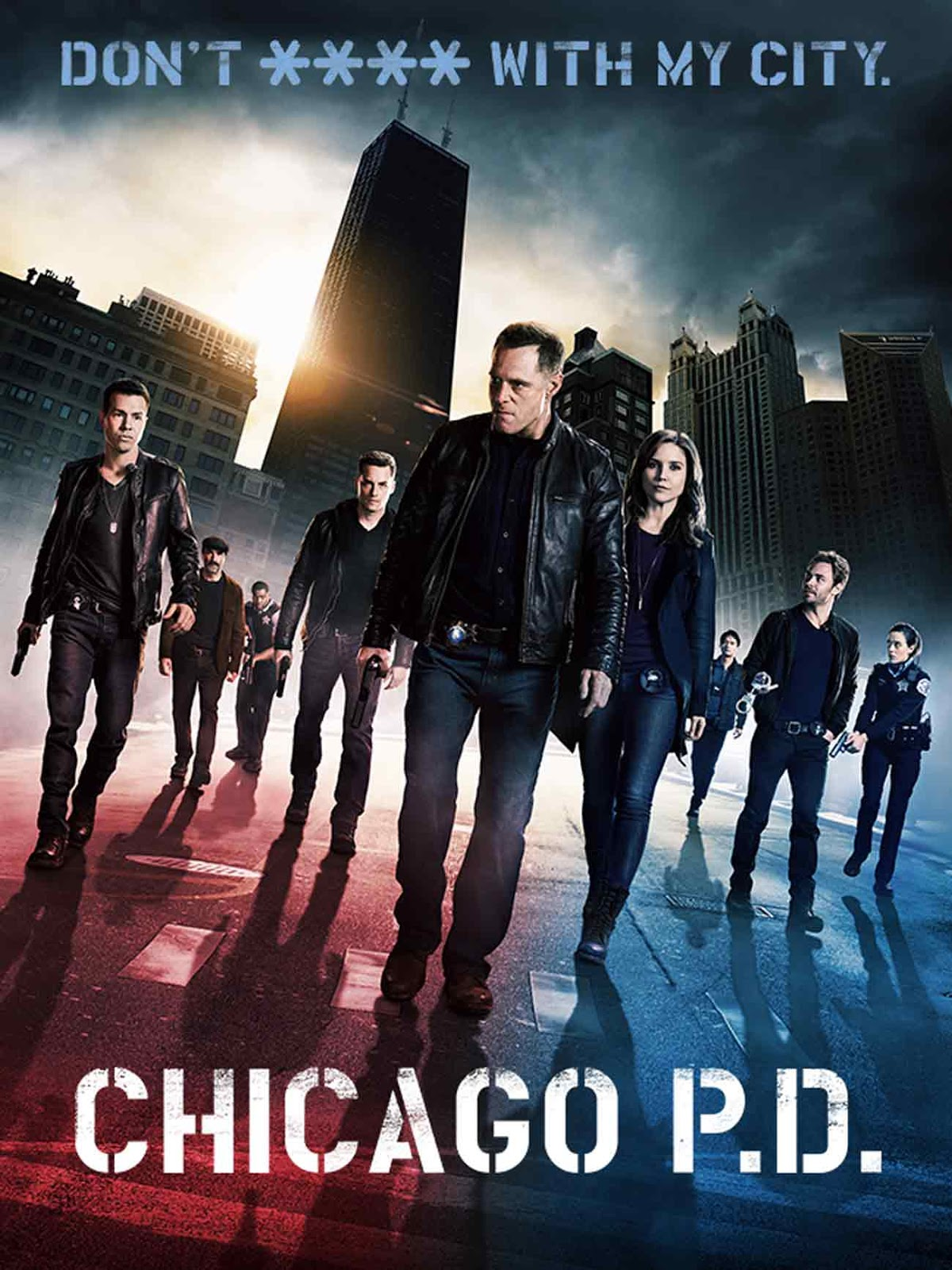 Assistir Chicago PD Dublado 3x03 - Actual Physical Violence Online