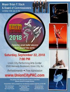 Int. Ballet Festival of Union City