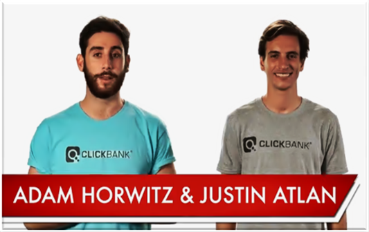 Clickbank university founders