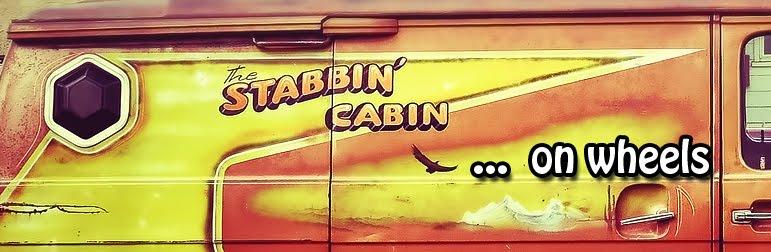 Stabbin' Cabin ... on wheels