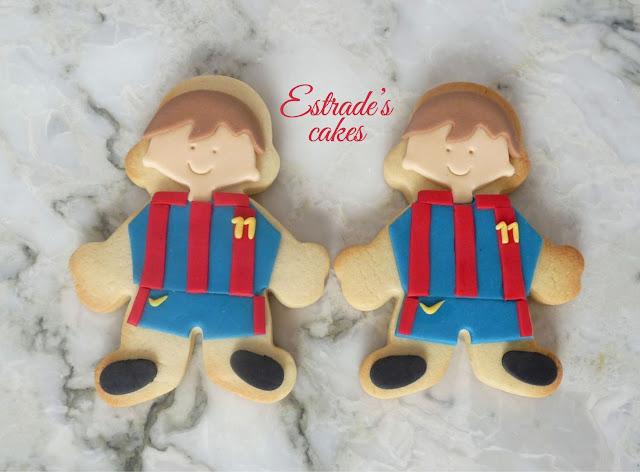 galleta de niño del Barcelona-2