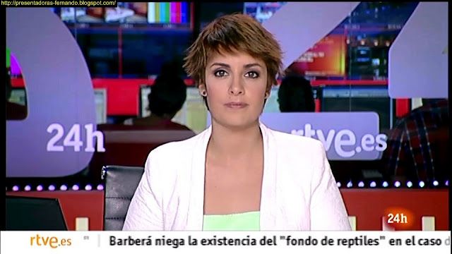 Sara Ramos Soriano La Tarde en 24h