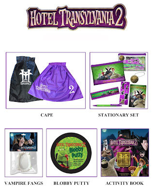 Hotel Transylvania 2 | Kat Stays Polished | Giveaway