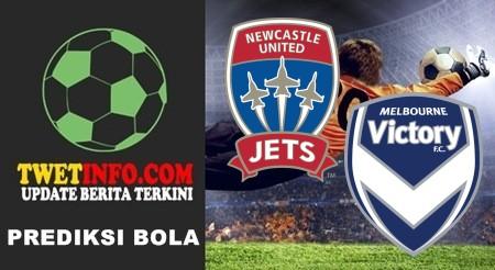 Prediksi Newcastle Jets vs Melbourne Victory