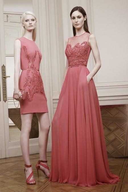 Elie Saab 2015 gece elbiseleri