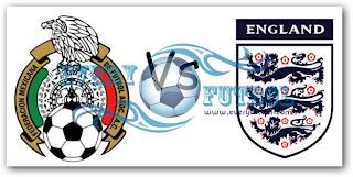Ver México Vs Inglaterra Online En Vivo