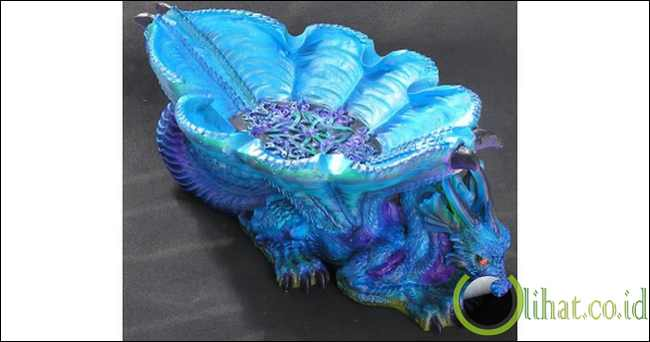 The Blue Dragon