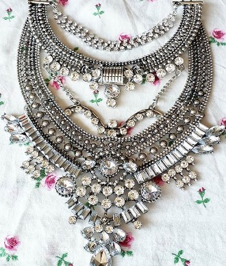 Statement Vintage Necklace