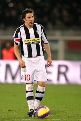 Alessandro Del Piero - Juventus FC Player Wallpapers