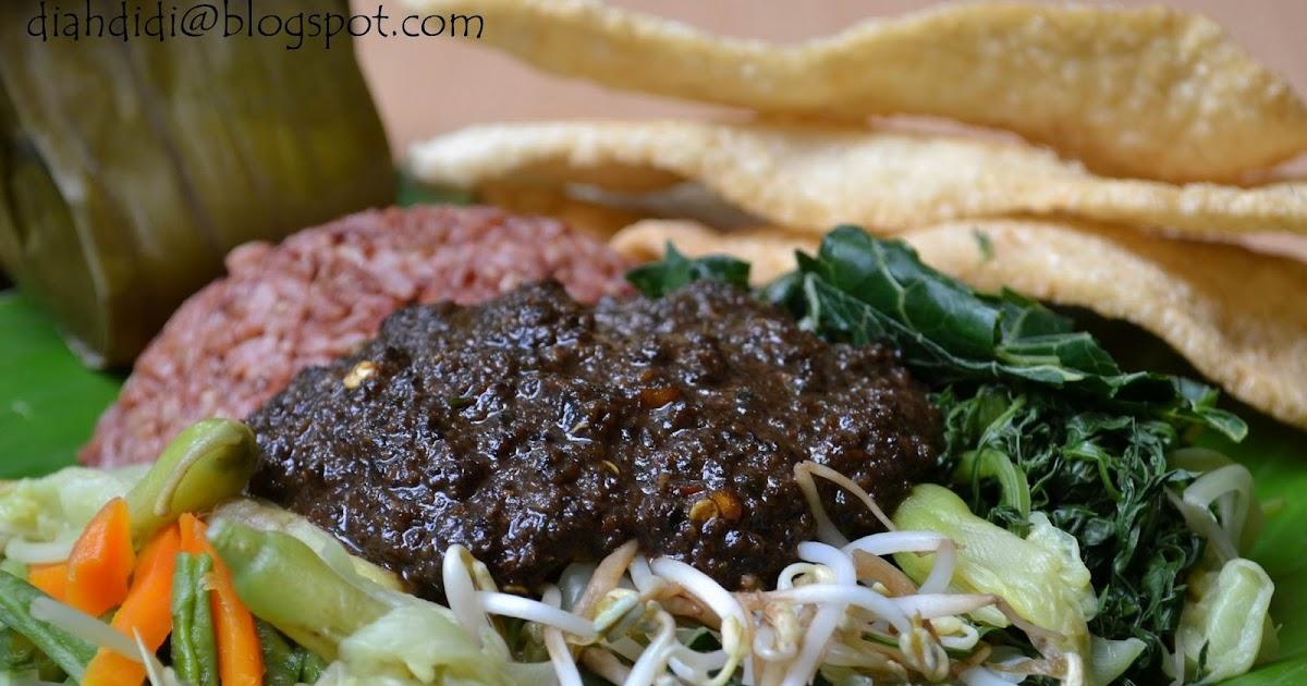 Diah Didi's Kitchen: Diet Aman dengan Nasi Merah……..