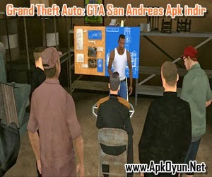 Grand Theft Auto: GTA San Andreas Apk indir