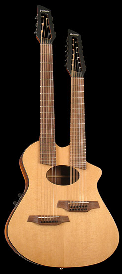 Guitar Blog: Archtop Soprano Guitar