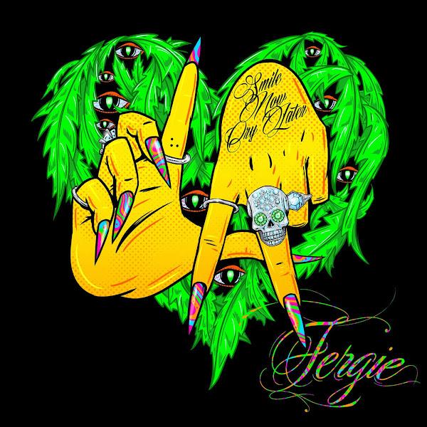 Fergie - L.A.LOVE (la la) - Single Cover