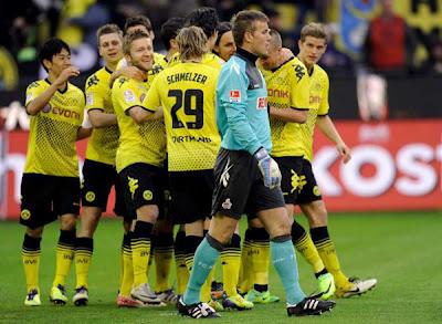 Borussia Dortmund 5 - 0 FC Cologne (3)