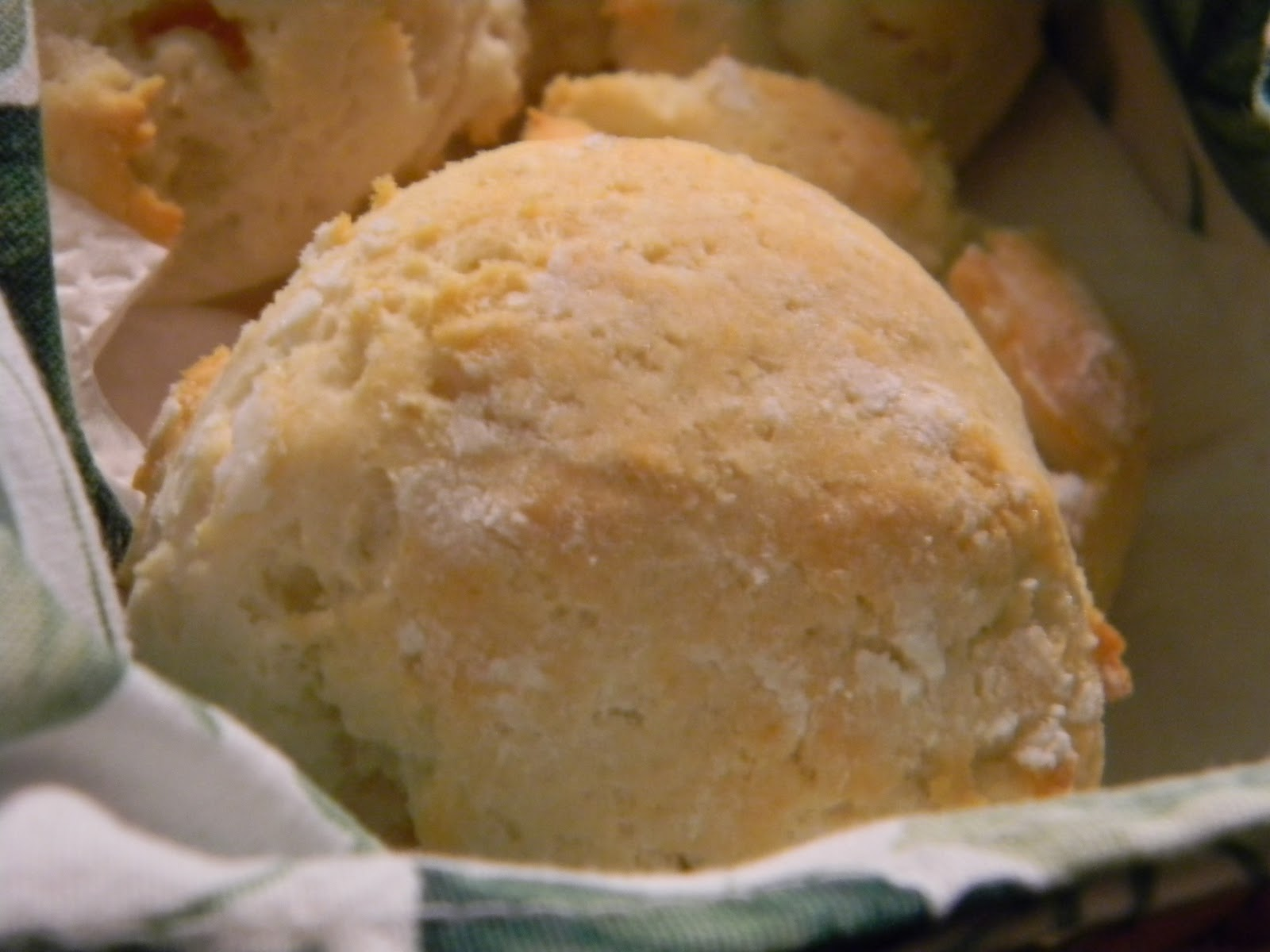 The Gluten-Free Project: Gluten-Free Biscuits