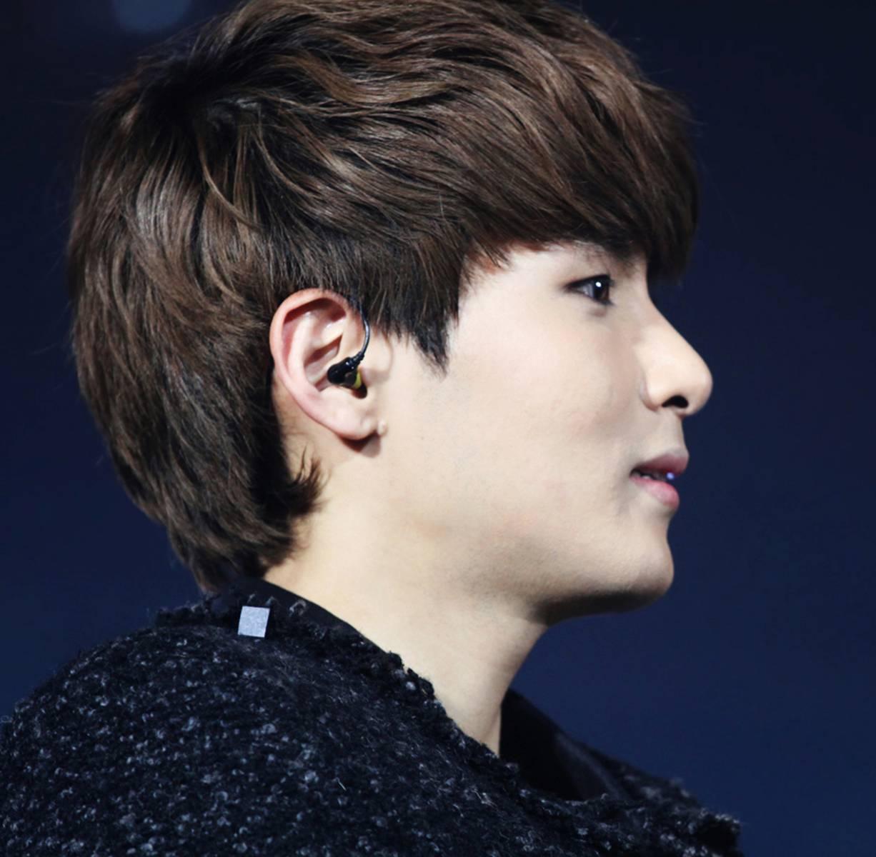 Korean Hairstyles Ryeowook Super Junior Korean Hairstyles