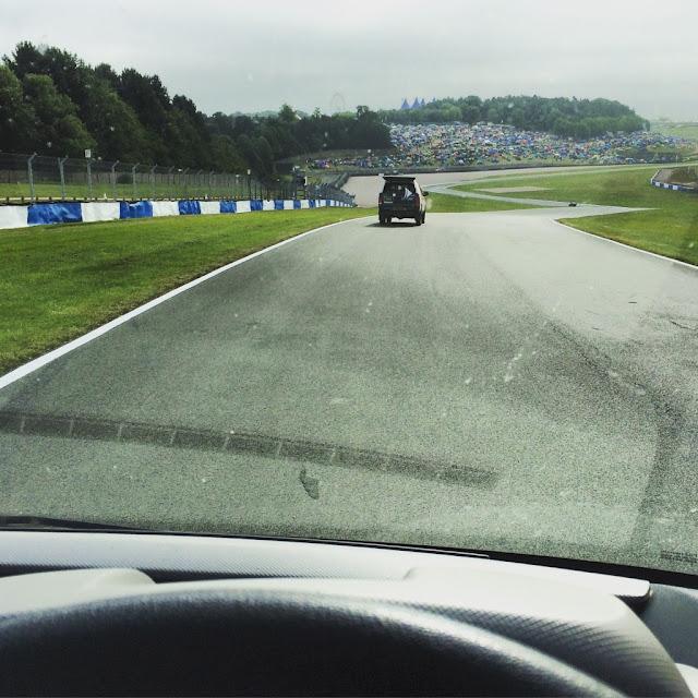 donington park racing