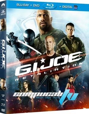 G.I. Joe: Retaliation 720p HD Español Latino Dual