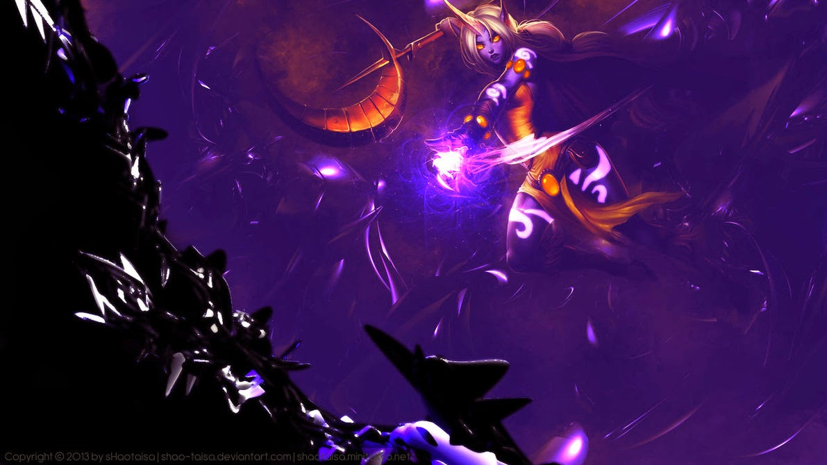 Soraka League of Legends Wallpaper