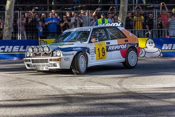 Rally RACC Históricos