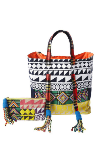 Sass & Bide Tribal bags - iloveankara.blogspot.co.uk