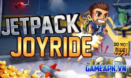 Jetpack Joyride v1.7.1 hack full tiền cho Android