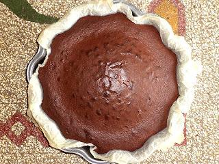 torta 7 vasetti al cacao