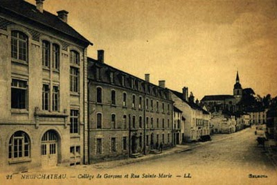 Epaminonda 39 s blog neufchateau fran a for Rue des garcons