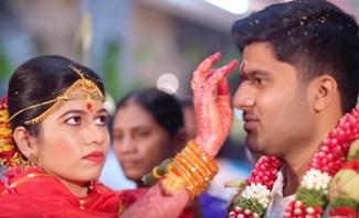 Erode Kongu Grand Wedding | Indra Pratap & Deepika Sree