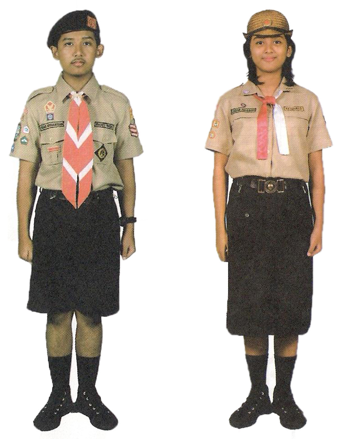 Baju Pramuka