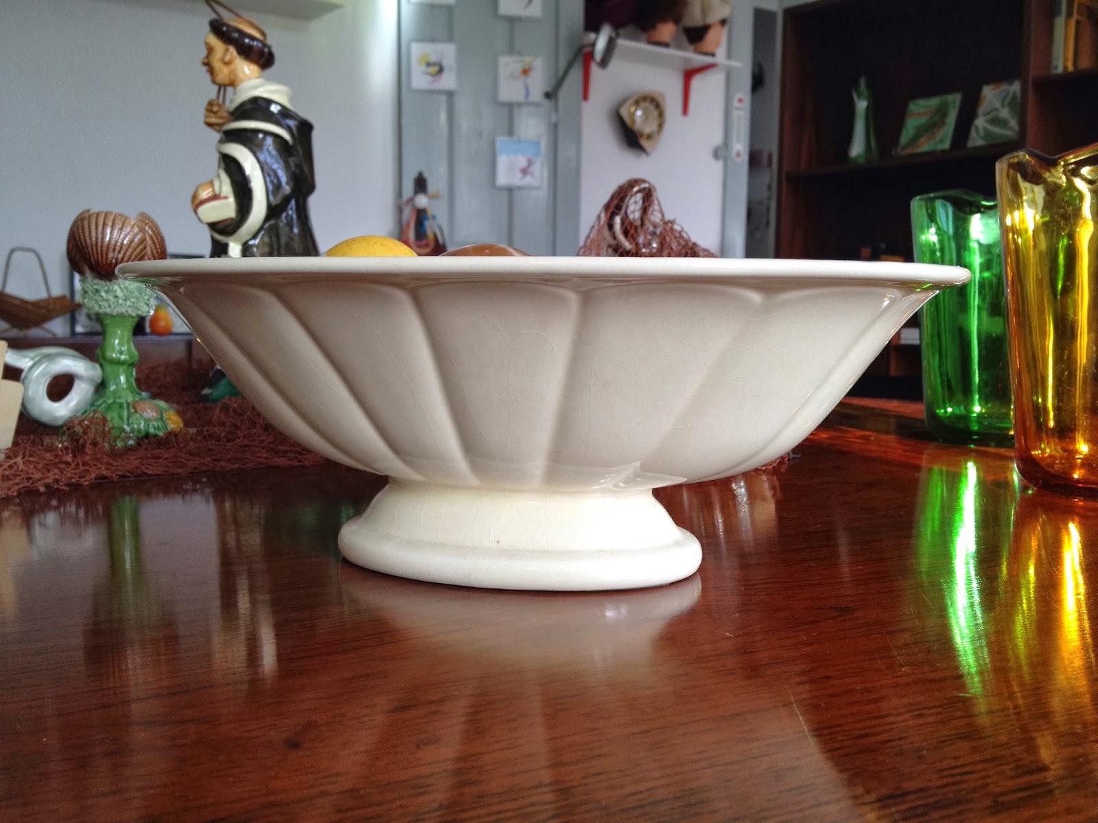 cerâmica, vintage, decoração
